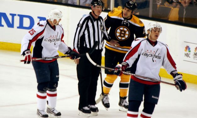Linesman Jean Morin To Work Final NHL Game