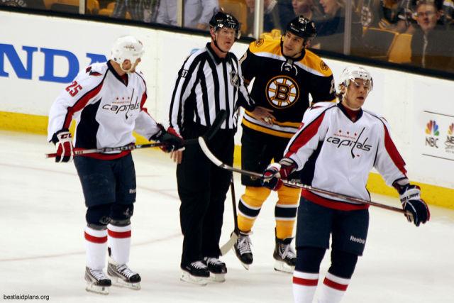 NHL Linesman Jean Morin Joins QMJHL