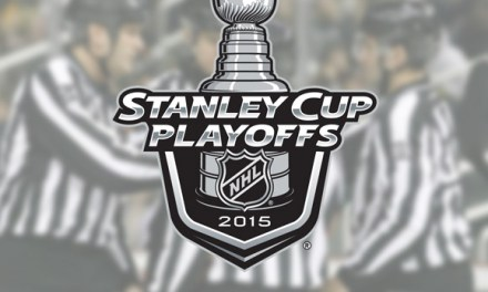 2015 Stanley Cup Playoff Referees & Linesmen for Round 2