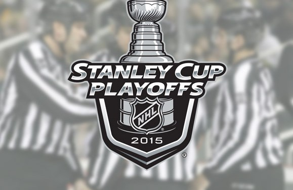 Stanley Cup Final Referees & Linesmen – 2015