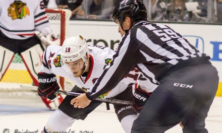 Tonight's NHL Playoff Referees & Linesmen – 5/19/15
