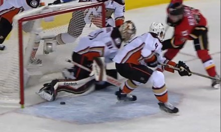 Flames No-Goal Ruled Inconclusive