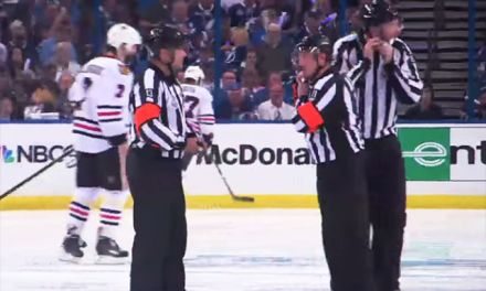 Mic'd Up: Stanley Cup Final – Game 2