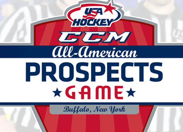 Officials Selected for CCM/USA Hockey All-American Prospect Game