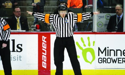 Officially Speaking: Respect The Ref