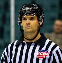 Linesman Brandon Gawryletz
