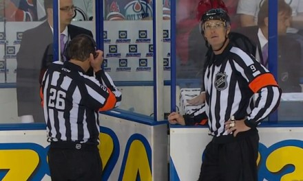 Tonight's NHL Referees & Linesmen – 2/17/16