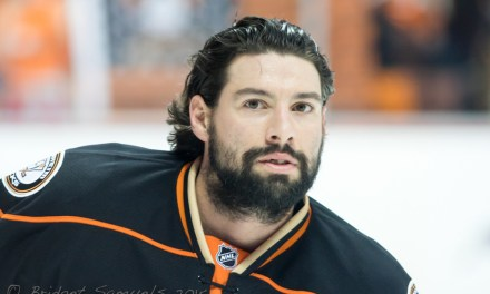 Ducks' Thompson Suspended 3 Games for Illegal Check to Head