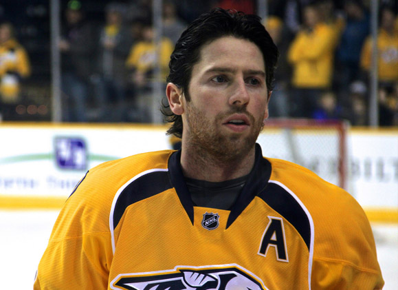 Preds' Neal Gets Called Out By Ref For Dive
