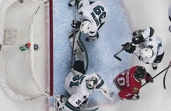 Quenneville: NHL Disagreed With Blackhawks' Overturned Goal