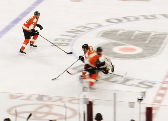 Flyers' Gudas Avoids Suspension For Hit on Sabres' Catenacci