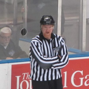 Linesman Peter Cichy (Photo: IHOA)