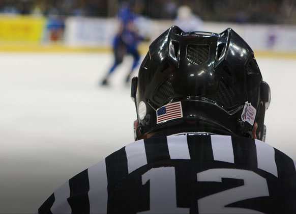 Ref Recap: NHL Linesman, WCHA Ref, Swedish Player All Sidelined