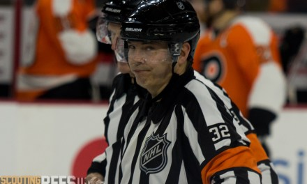 Tonight's NHL Referees & Linesmen – 10/16/16