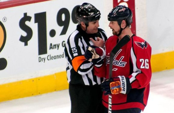 Tonight's Stanley Cup Playoff Referees & Linesmen – 4/14/16