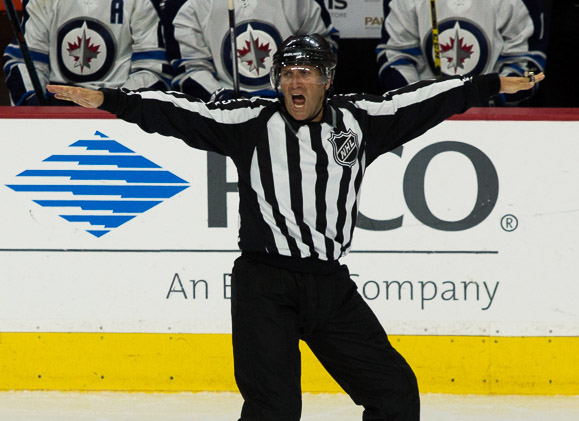 Tonight's NHL Stanley Cup Playoffs Referees & Linesmen – 5/22/16