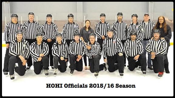 HOHI - Ice Hockey Officials of the Hawaiian Islands