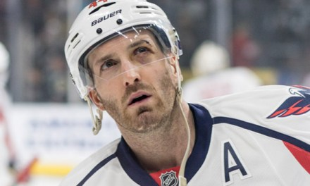 Caps' Orpik Suspended Three Games For Interference