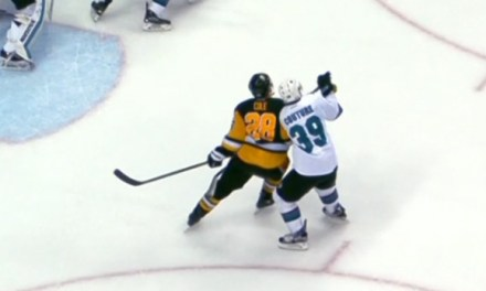 Penalty Playback: Sharks/Penguins Cup Final Game 2