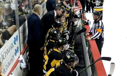 Mic'd Up: Refs in Game 1 of the Stanley Cup Final