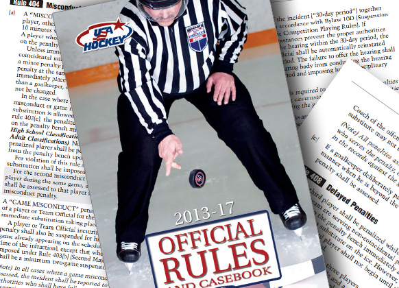 Proposed Rule Changes for USA Hockey