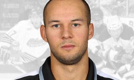 Linesman Kory Nagy to Make NHL Debut