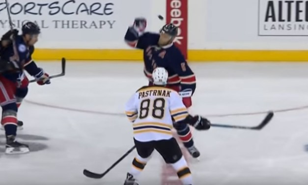 Bruins Pastrnak Suspended 2 Games for Hit to Head of Rangers' Girardi