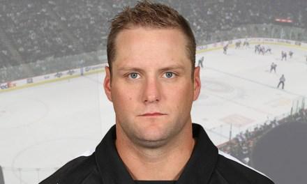 Referee Chris Schlenker to Make NHL Debut in Montreal