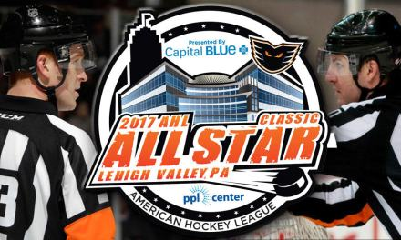 Today's AHL All-Star Referees & Linesmen