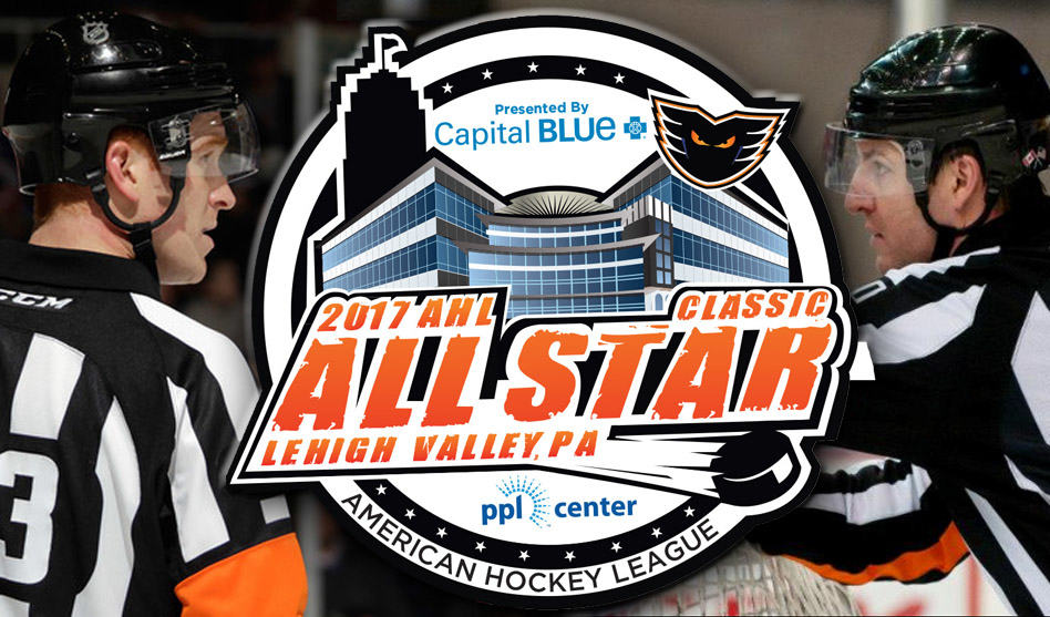 AHL Names Officials for 2017 All-Star Classic