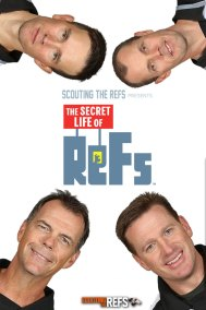 NHL All-Star Refs Movie Posters - Secret Life of Refs