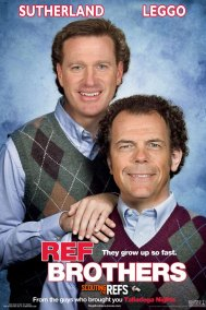 NHL All-Star Refs Movie Posters - Ref Brothers