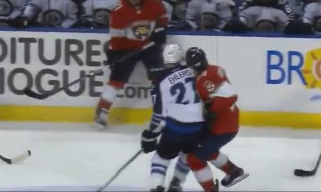 Ehlers, Emelin Avoid Discipline from Player Safety