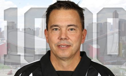 Referee Tom Kowal To Work 1000th NHL Game