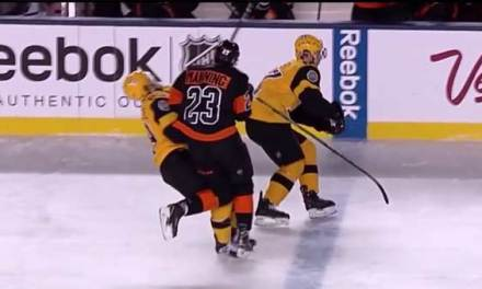 Flyers' Manning Suspended Two Games for Interference