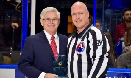 AHL Linesman Tim Kotyra Retires After 25 Years