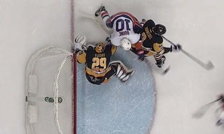 Isles' Goal Overturned vs. Pens After Last-Second Challenge