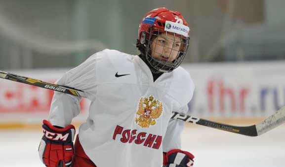 Two Russians Suspended For Opening Game of IIHF WWC