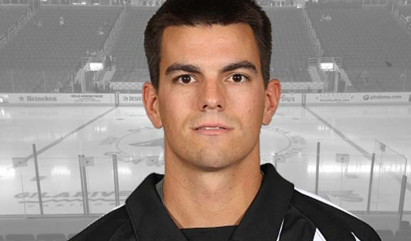 Ref Furman South to Make NHL Debut in Arizona