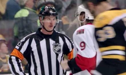 Mic'd Up: NHL Refs – Round 1 – Stanley Cup Playoffs, Round 1