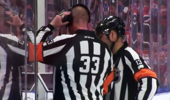 Mic'd Up: Referee Kevin Pollock in Oilers/Ducks Game 4