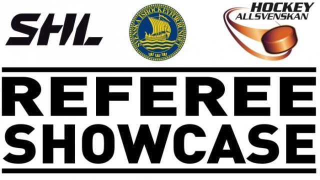 SHL Referee Showcase