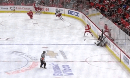 NHL Officials Brisebois, St. Pierre Injured in Separate Incidents