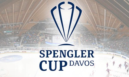 Spengler Cup 2017 Referees and Linesmen