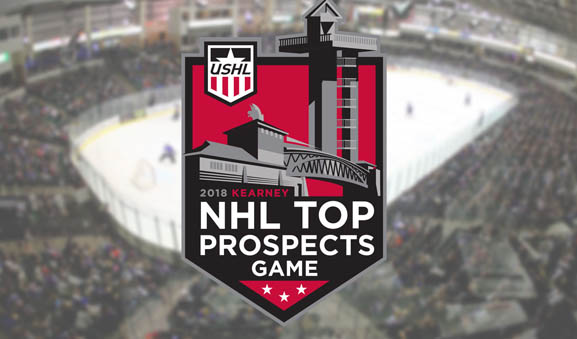 Referees and Linesmen Selected for USHL/NHL Top Prospects Game