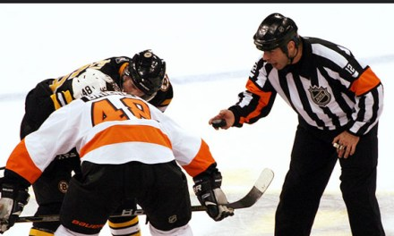 NHL Referee Justin St. Pierre Talks Criticism, Communication, Camp