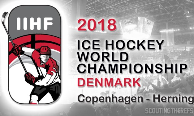 Today's IIHF World Championship Referees and Linesmen – 5/7/18
