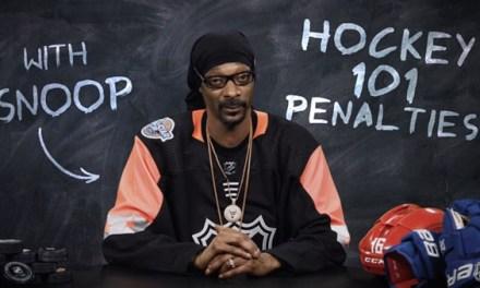 Snoop Dogg Explains Hockey Penalties