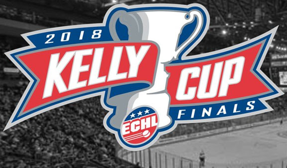 Tonight's ECHL Kelly Cup Playoff Referees and Linesmen – 5/30/18
