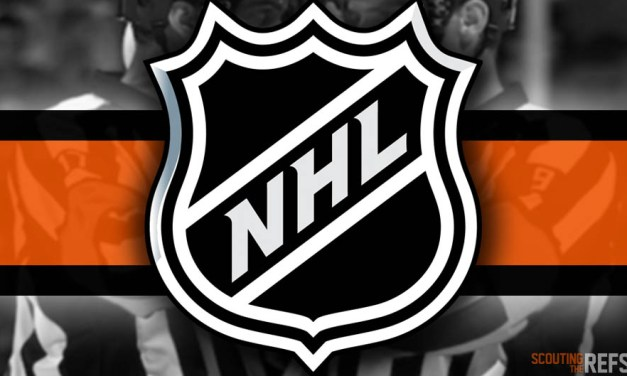 Tonight's NHL Referees and Linesmen – 11/14/18